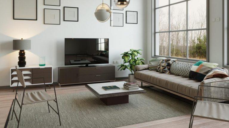 Desain interior terbaik untuk rumah ukuran besar