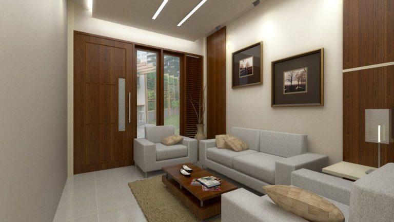 Desain interior yang cocok untuk rumah ukuran kecil